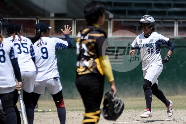 Queeny Sabobo glad to put softball in limelight after being named UAAP co-Athlete of Year