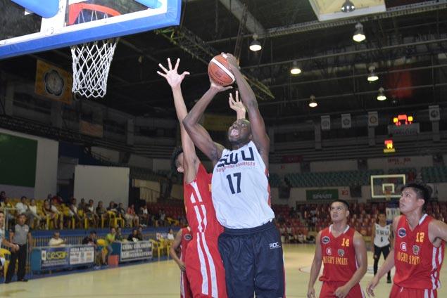 SWU Cobras nip USJ-R Jaguars in Cesafi round-robin semifinals
