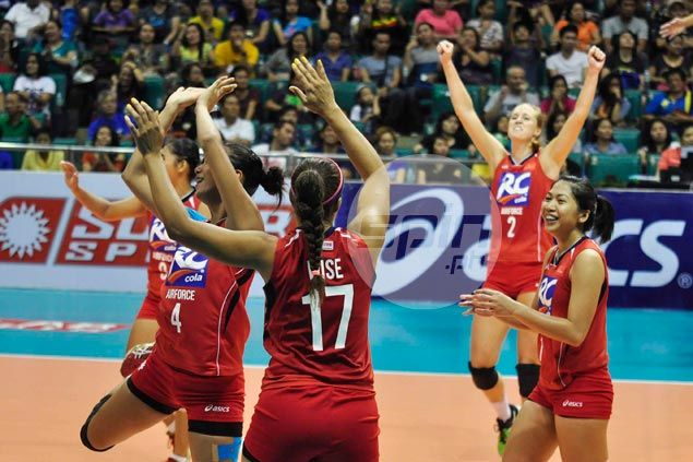 Emily Brown shows way as RC Cola turns back Cignal to claim third place in Super Liga