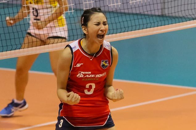 Petron stakes unblemished slate against Philips Gold as Super Liga second round gets going
