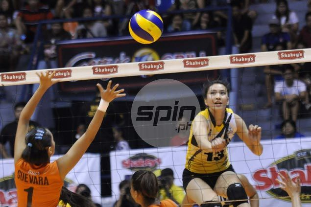 Army moves to second spot in V-League with victory over Meralco