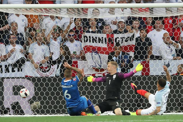 Iceland pulls off shock of Euro 2016, downs England to gain quarterfinals
