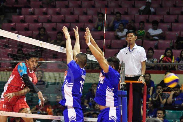 PLDT Air Force stretches Super Liga win streak to 16 matches