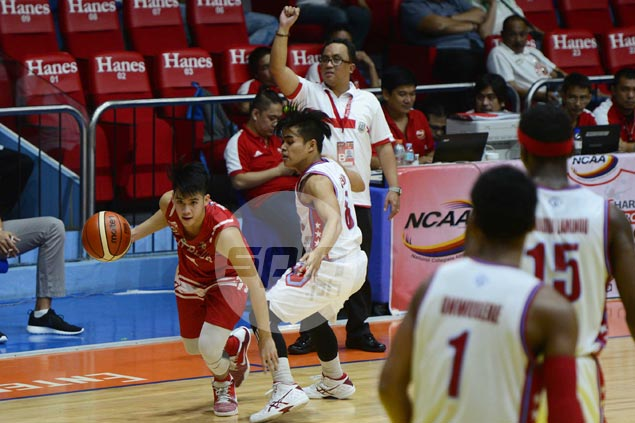 Red Lions assert mastery of Generals and take share of NCAA lead