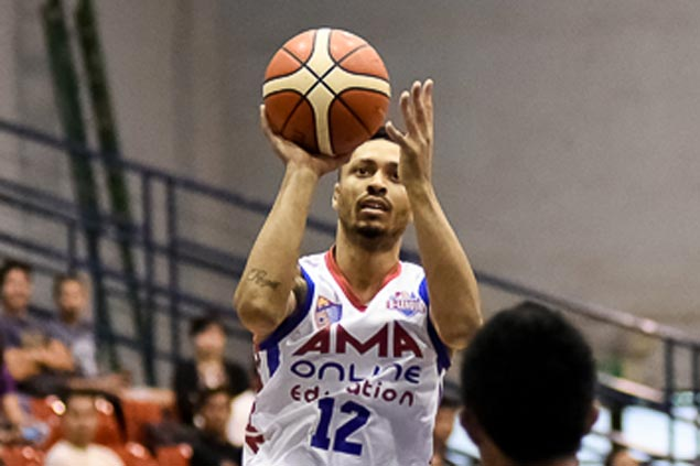 Double-doubles by Rashawn McCarthy, Jammer Jamito power AMA Titans past Mindanao Aguilas