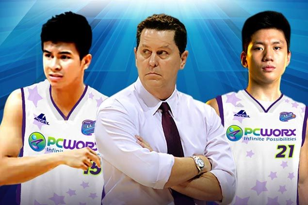 Kiefer Ravena, Jeron Teng set rivalry aside to play together in 'All-In' charity game