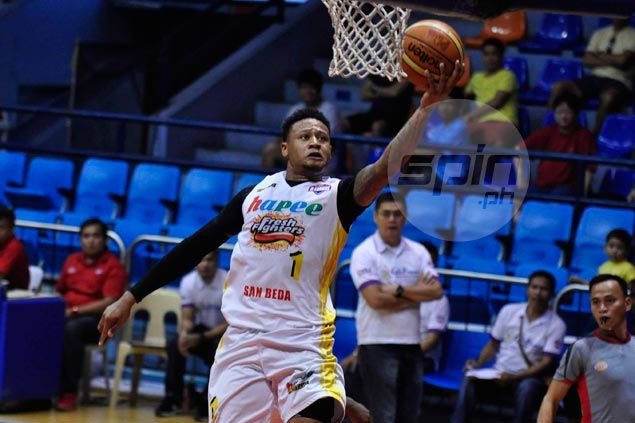 Hapee reaches D-League Aspirants Cup finals with sweep of Cafe France