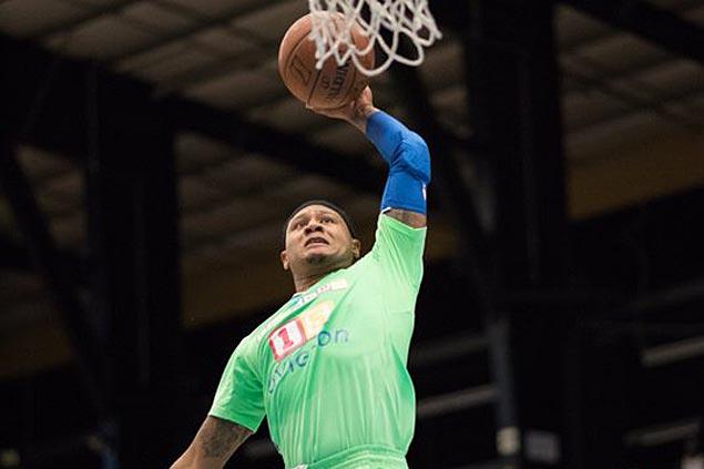 Ray Parks scores season-high 16 points as Texas Legends clobber Oklahoma City Blue