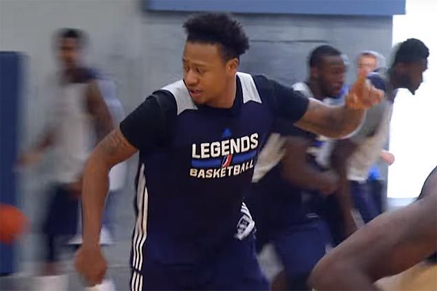 Bobby Ray Parks survives final cut, makes Texas Legends' 10-man roster for NBA D-League