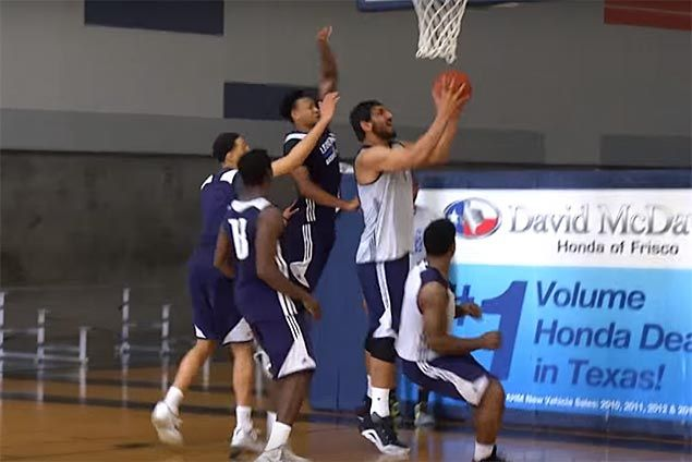 Versatility is Ray Parks trump card as he fights for place in Texas Legends lineup