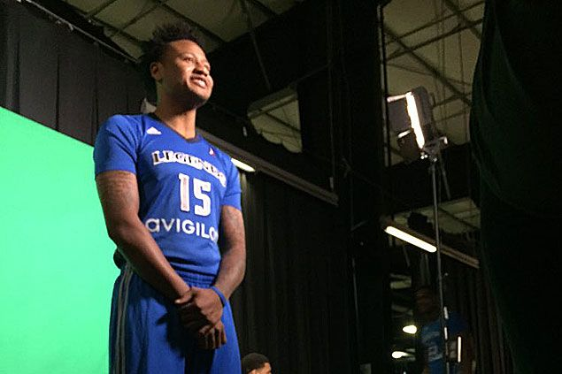 Ray Parks staying positive despite limited playing time with Texas Legends in NBA D-League