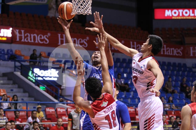 QRS-JAM snaps two-game skid with rout of winless Mindanao Aguilas
