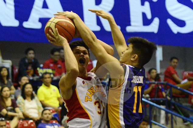 Tanduay survives scare from BDO-National U to sustain streak, keep top four bid alive