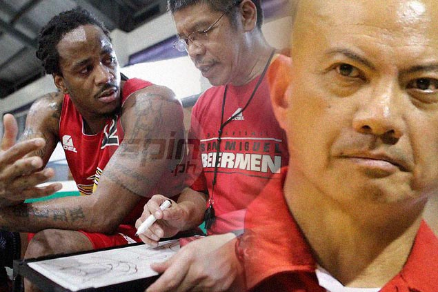 Rain or Shine braces for full-strength San Miguel Beer side parading former E-Painters import AZ Reid