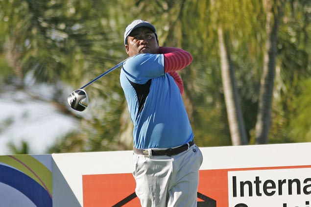 Rene Menor takes one-stroke lead over Jobim Carlos and Gerald Rosaes at Eastridge
