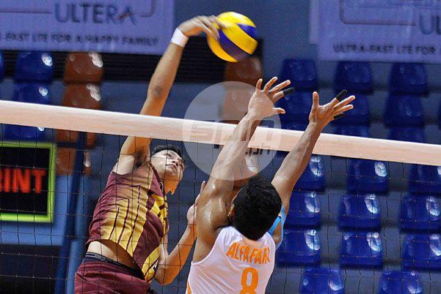 Rex Intal stars as Cagayan Valley nips PLDT in five sets in Spikers Turf
