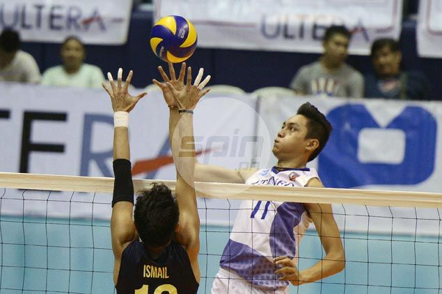Ateneo Blue Eagles close in on Spikers Turf conference sweep after downing NU Bulldogs