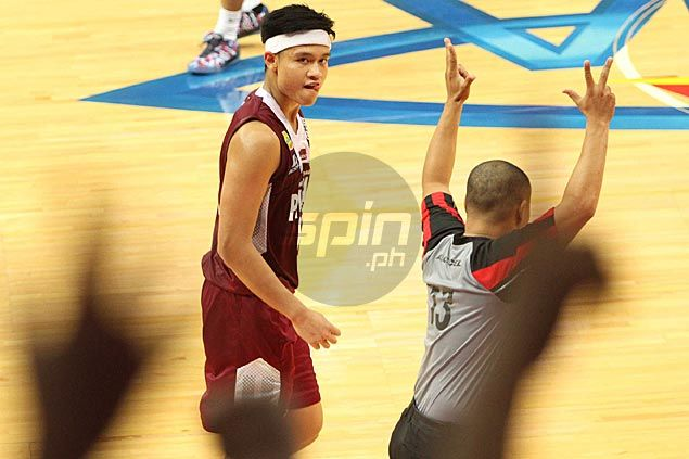 Maroons forward JR Gallarza 'insulted' by hype but thankful for UP support
