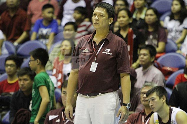 Commissioner Andy Jao says UP coach Rey Madrid faces suspension for 'point shaving' accusations against referees