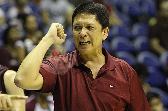 UP Maroons coach Rey Madrid avoids suspension after tirade against UST Tigers