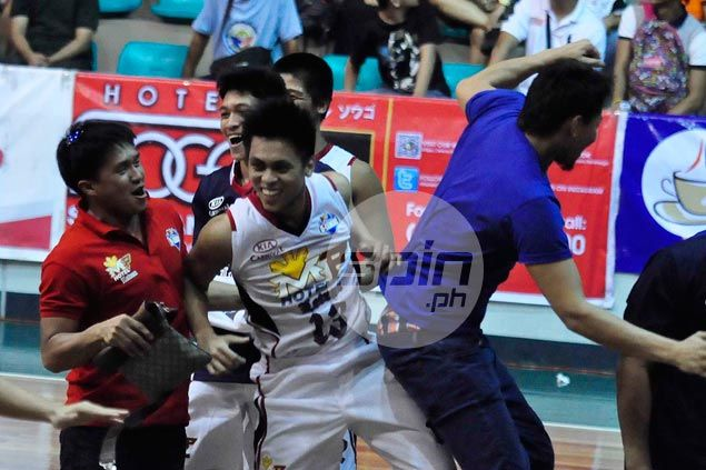 Rey Nambatac nails buzzer-beating trey to lift MP Hotel to victory over Cagayan Valley