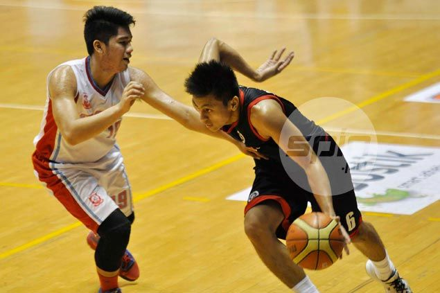 Letran Knights find range in second half to turn back EAC Generals and even record in preseason tilt