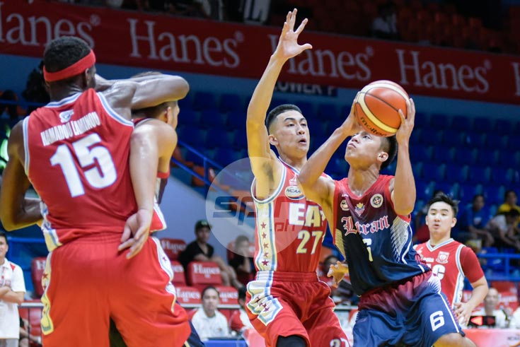Knights overcome Generals get on track after dismal start to NCAA Season 92