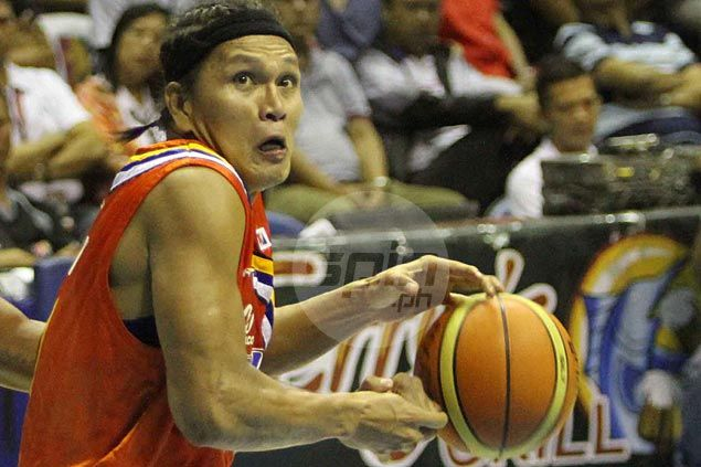 Wilson, Hugnatan star as Meralco zaps Ginebra in preseason game in Davao del Norte