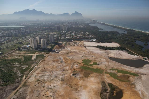 Olympic golf course construction to proceed as Rio wins legal battle over environmental concerns