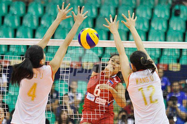 Risa Sato, Myla Pablo, four others called up to Vietnam-bound PH team in Alyssa Valdez's absence