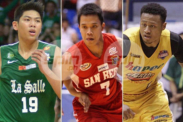 Bobby Ray Parks out of SEA Games team as Baldwin brings in Prince Rivero, Amer
