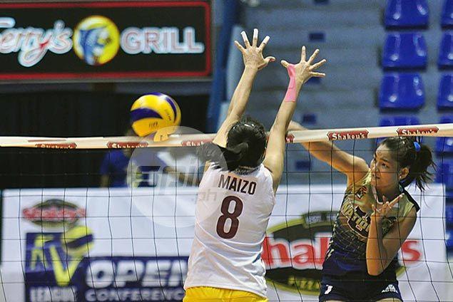 Also-ran National University runs over defending champion Cagayan Valley