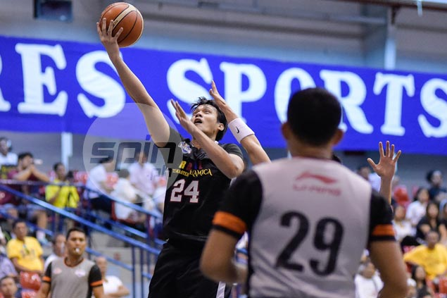 Racal deals Blustar a62-point drubbing, two markers off D-League record for margin of victory