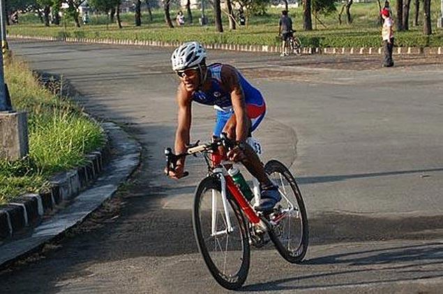 Robeno Javier bags duathlon bronze medal in Asian Beach Games in Thailand