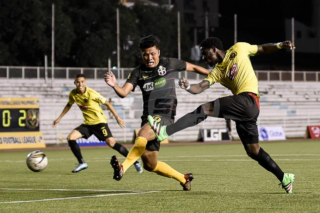 Ceres-La Salle, Kaya FC emerge victorious in UFL after falling short in AFC Cup