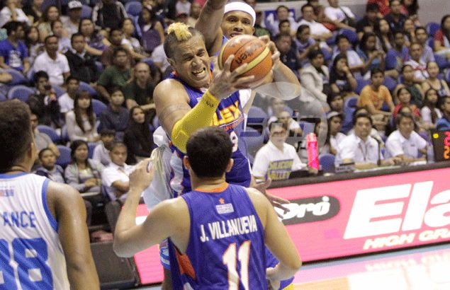 Asi Taulava urges NLEX teammates to stick with coach Boyet Fernandez's system after yet another loss