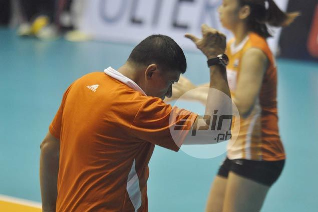 San Sebastian coach Roger Gorayeb, NCAA referee suspended for improper conduct during match