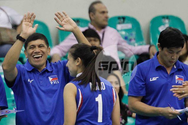 Roger Gorayeb still head coach of Vietnam-bound Philippine team, says LVPI