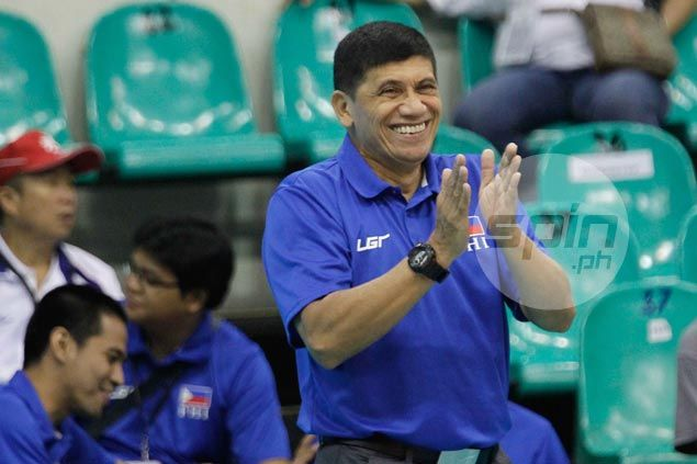 Gorayeb would rather see PH volleyball stars stay put than play overseas. Here's why