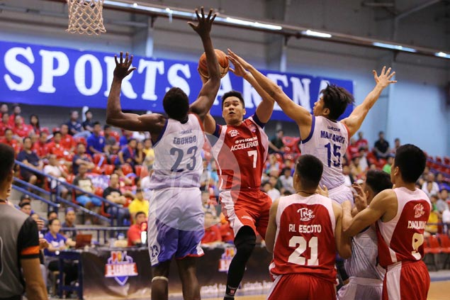 Phoenix survives late CafeFrance rally to draw first blood in Aspirants Cup finals