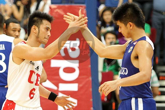 Mutual respect for star pair: Ravena says he and Sumang 'bring the best out of each other'