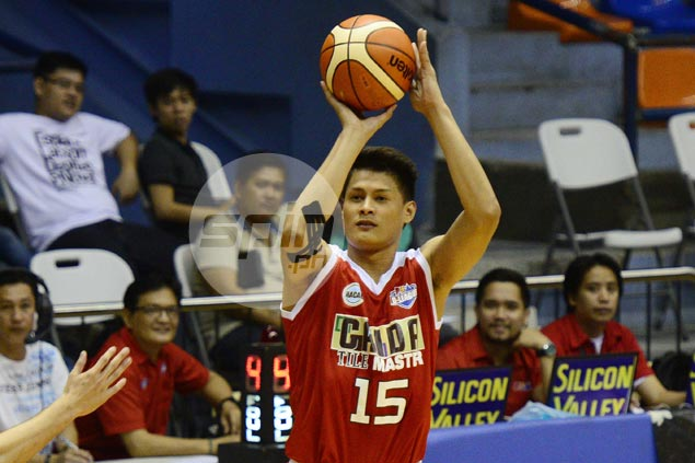Caida Tiles scores big win in D-League debut, overcomes Tanduay Light