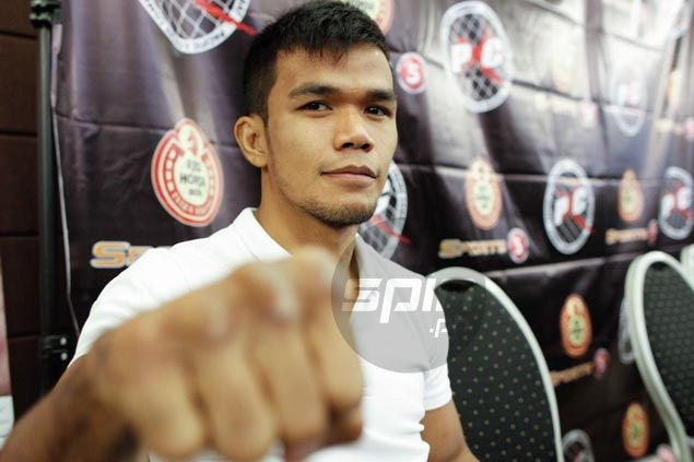 Rolando Dy aching to get back at Kyle Aguon, eyes bantamweight title in PXC 48
