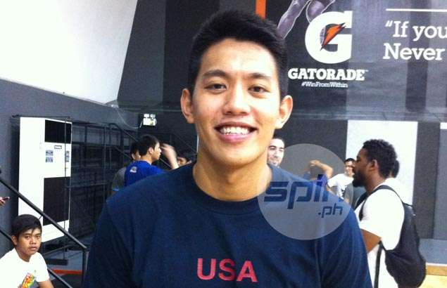 PBA-bound Rome dela Rosa says pressure inevitable as he follows in dad Romy's footsteps