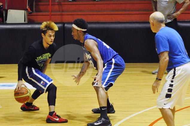 Count Jordan Clarkson among those wowed by 'Iverson play-alike' Terrence Romeo