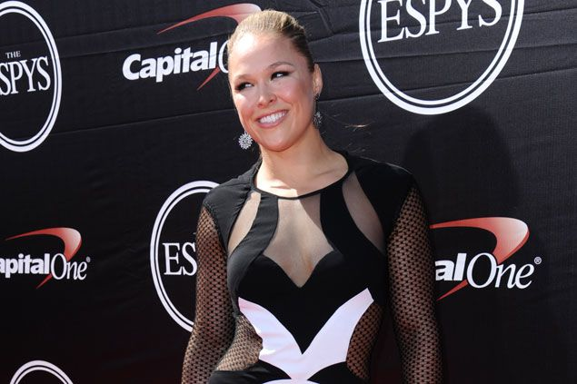 Ronda Rousey plans to leave MMA early, but leaves door open for fight against 'Cyborg'