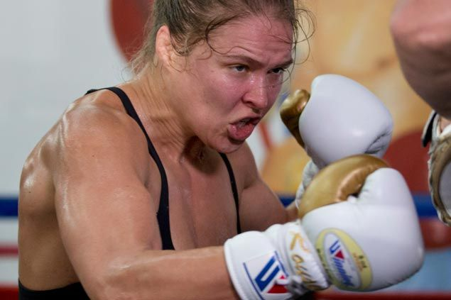 UFC chief Dana White guarantees rematch between Ronda Rousey and Holly Holm