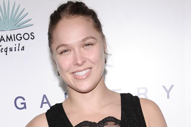 Ronda Rousey confirms she is in a relationship with UFC heavyweight fighter Travis Browne
