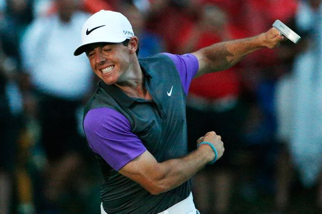 Rory McIlroy now a four-time major winner with victory in PGA Championship at Valhalla