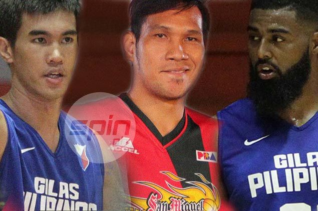 Uichico expects Tautuaa, Rosario to emulate Fajardo's big leap while playing for Gilas